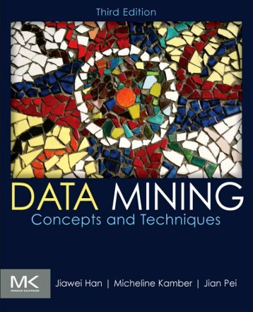 [1] Data Mining - Concepts and Techniques (3rd Ed)