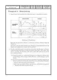 Aufgabe Serie 8 (PDF)