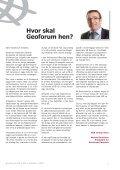 88 geoforum.dk - GeoForum Danmark - Page 3