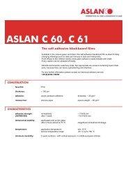 ASLAN C 60, C 61