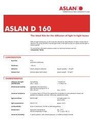 ASLAN D 160