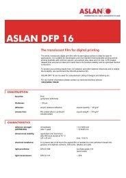 ASLAN DFP 16