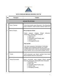 Panduan Mengisi Borang Ckht 502 Lembaga Hasil Dalam Negeri