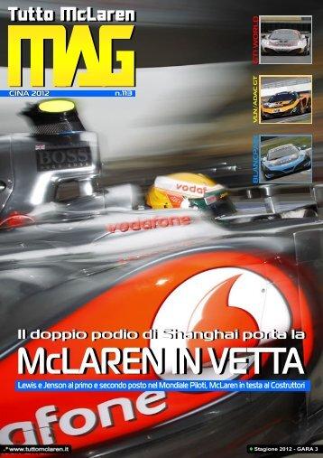 113 - Cina 2012 (original) - Tutto McLaren