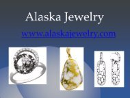 Teufel Motion Jewelry from Alaska Jewelry