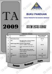 Buku Panduan TA 2009 - Lembaga Hasil Dalam Negeri
