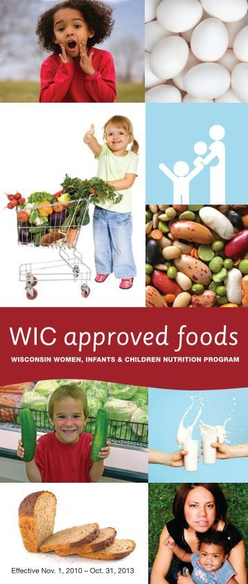 Alabama Wic Approved Foods