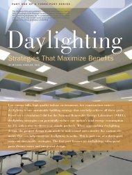 Daylighting Strategies That Maximize Benefits - Illuminating ...