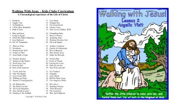 Lesson 2.pdf - Kids Clubs 4 Jesus