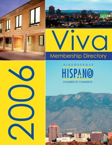 Viva - the Albuquerque Hispano Chamber of Commerce