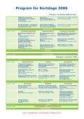 Program for Kortdage 2006 - GeoForum Danmark - Page 2