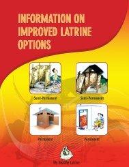 INFORMATION ON IMPROVED LATRINE OPTIONS
