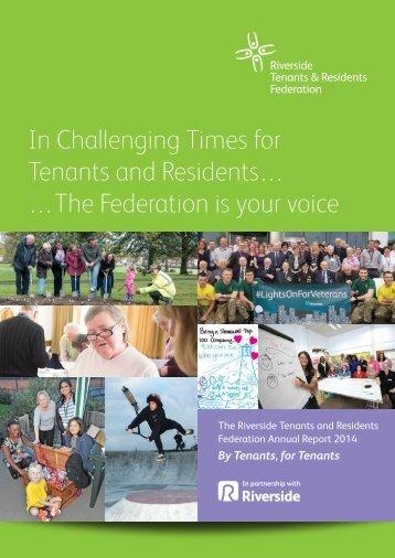 Riverside TR Annual Report 2015