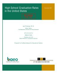 High School Graduation Rates in the United States - Ensuring ...