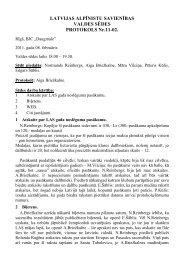 Nr. 11-02 08.02.2011. - Latvijas Alpīnistu savienība