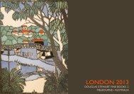 LONDON 2013 - Douglas Stewart Fine Books