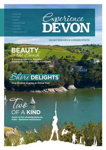 Experience Devon