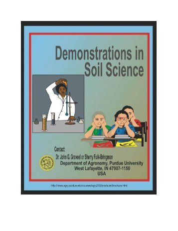 Agronomy agricultural physics agricultural meteorology for Soil quality pdf