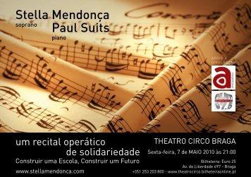Stella Mendonça Paul Suits