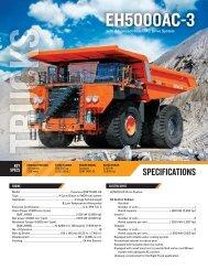 Specs Brochure - Hitachi
