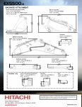 EX5500 - Hitachi - Page 7