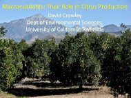 Macronutrients: Their Role in Citrus Production - Citrus Research ...
