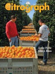 Citrograph - Citrus Research Board