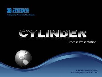 REGIS PNEUMATIC - Pneumatic Cylinder