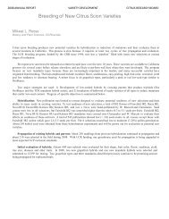2008 Michael L Roose (New Citrus Breeding) - Citrus Research Board