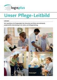 Unser Pflege-Leitbild - logisplus AG