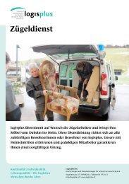 Zügeldienst - logisplus AG