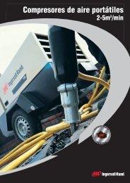 Compresores de aire portátiles - Pegamo