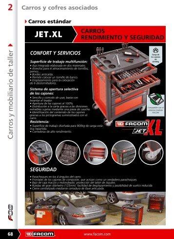 Descargar catálogo en PDF de *Carros Jet - Pegamo