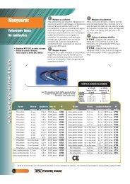 Descargar pdf de Accesorios Hidráulicos - Pegamo