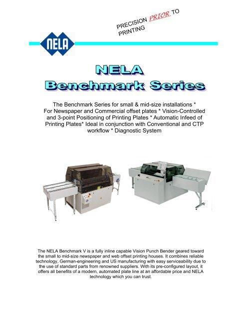 Nela Benchmark Series