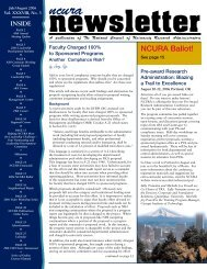 Article from the National Council of University Research ... - CGISS