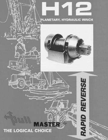 Model H12 Sales Sheet