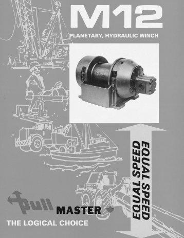 Model M12 Sales Sheet