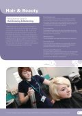 Hair & Beauty - Yeovil College - Page 2