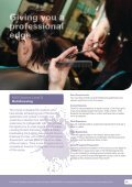 Hair & Beauty - Yeovil College - Page 4
