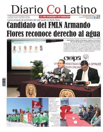 Edición 13 de Febrero de 2015