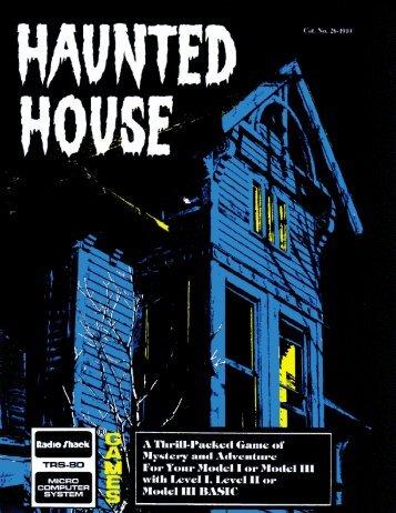 Haunted House - Figmentfly.com