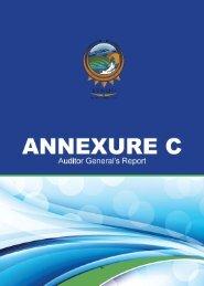 annual report - part 2 chapter 4 annexure c - Senqumunicipality.co.za