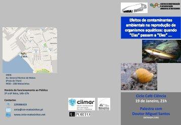 Diapositivo 1 - Faculdade de Ciências - Universidade do Porto