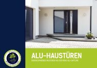 Plasso Alu-Haustüren