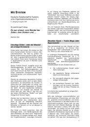 Artikel vom Wandel der Zeiten - Deutsche Gesellschaft für ...