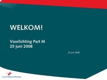 Wijzigingen in Part-M - Ctz.zweefportaal.nl