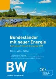 Baden-Württemberg - Agentur für Erneuerbare Energien