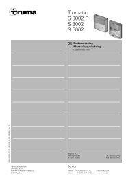 Truma S5002/S3002 - Neptus AS