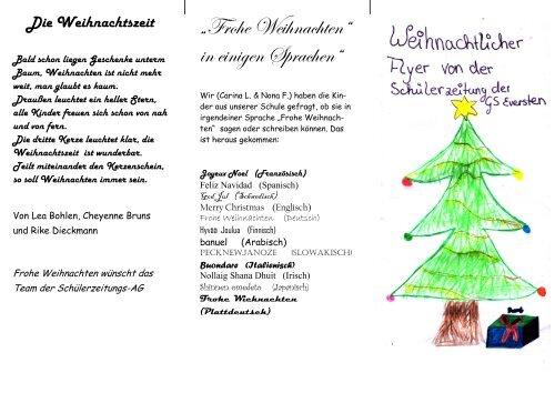 frohe weihnachten slowakisch